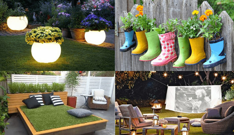 Exceptional Diy Garden Part - 2: Garden Design U0026 Landscaping Ideas For UK Households | DIY Garden