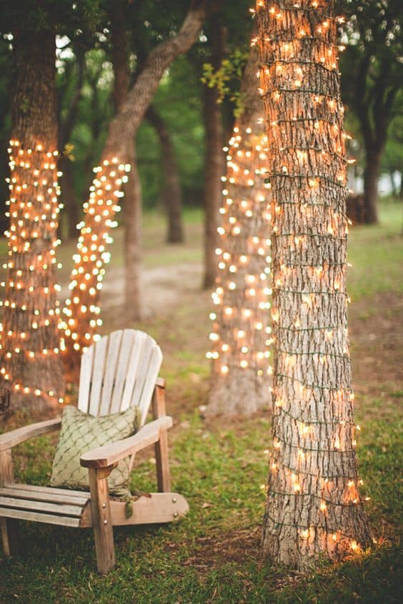 fairy-lights-for-outdoor-trees