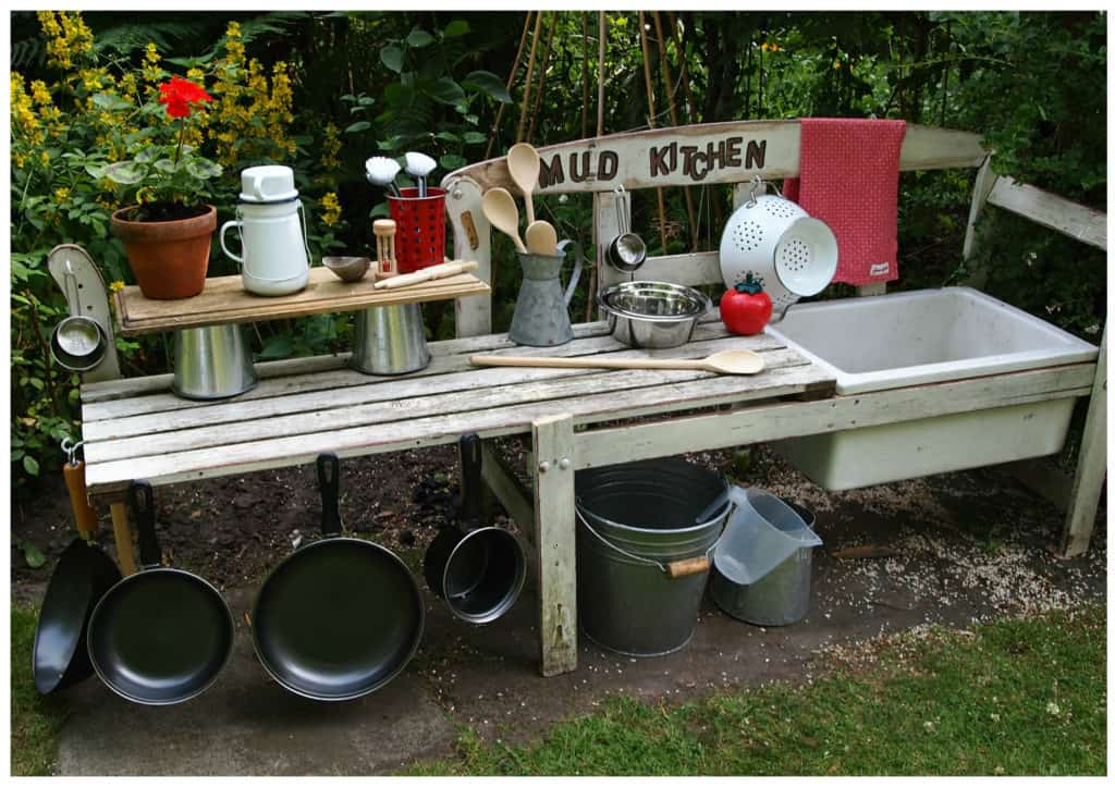 mud pie kitchen accessories mud kitchen ideas ultimate guide to building your own 3403