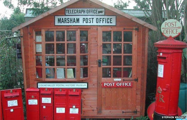 post-office-themed-shed