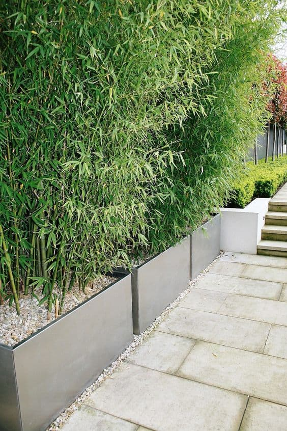 steel planter edging
