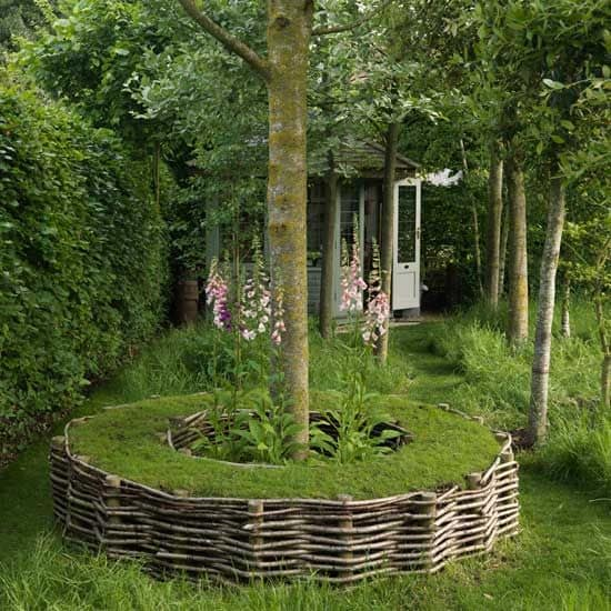 Borders Around Trees: 66 Creative Garden Edging Ideas To Set Your Garden Apart