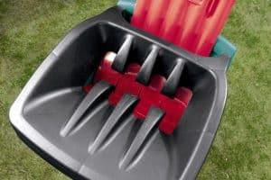 Bosch AXT Rapid 2200 Blade Garden Shredder top
