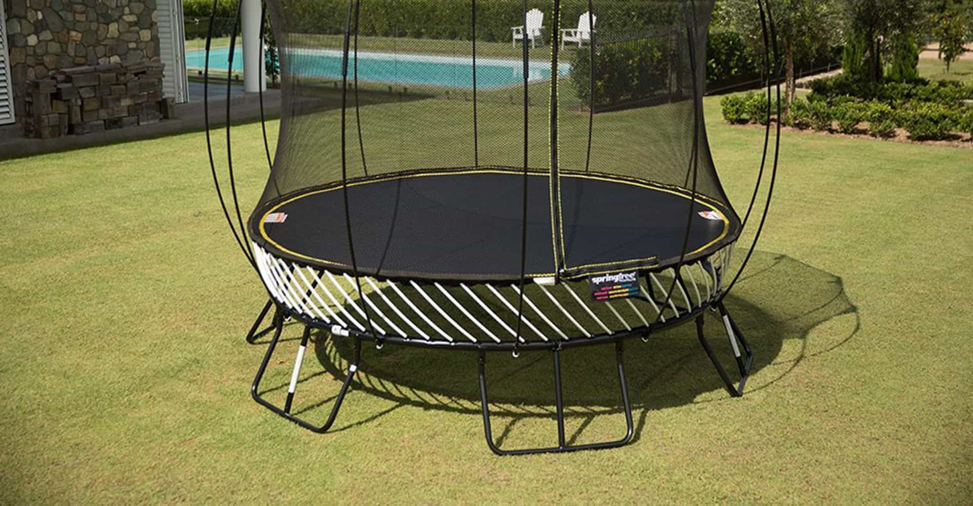 Image result for Restoring Your Garden Trampoline""