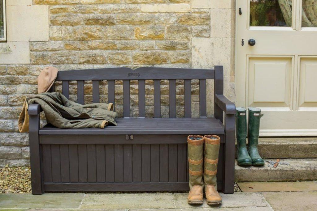 Norfolk Leisure Iceni Waterproof Storage Bench