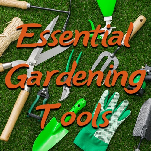 10 essential gardening tools that every british garden needs for Different tools and equipment in horticulture
