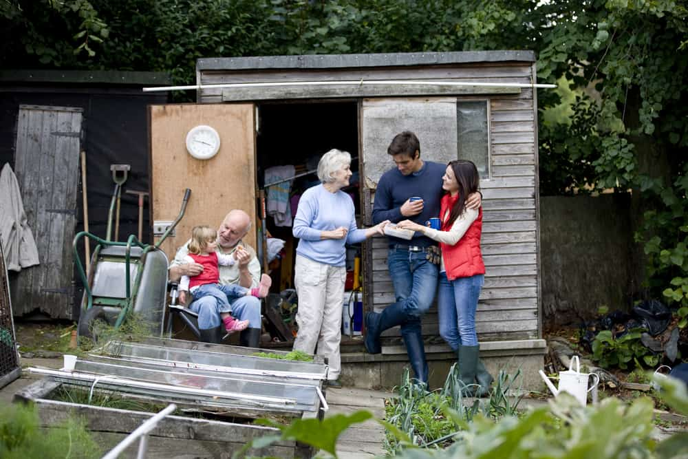 allotment community