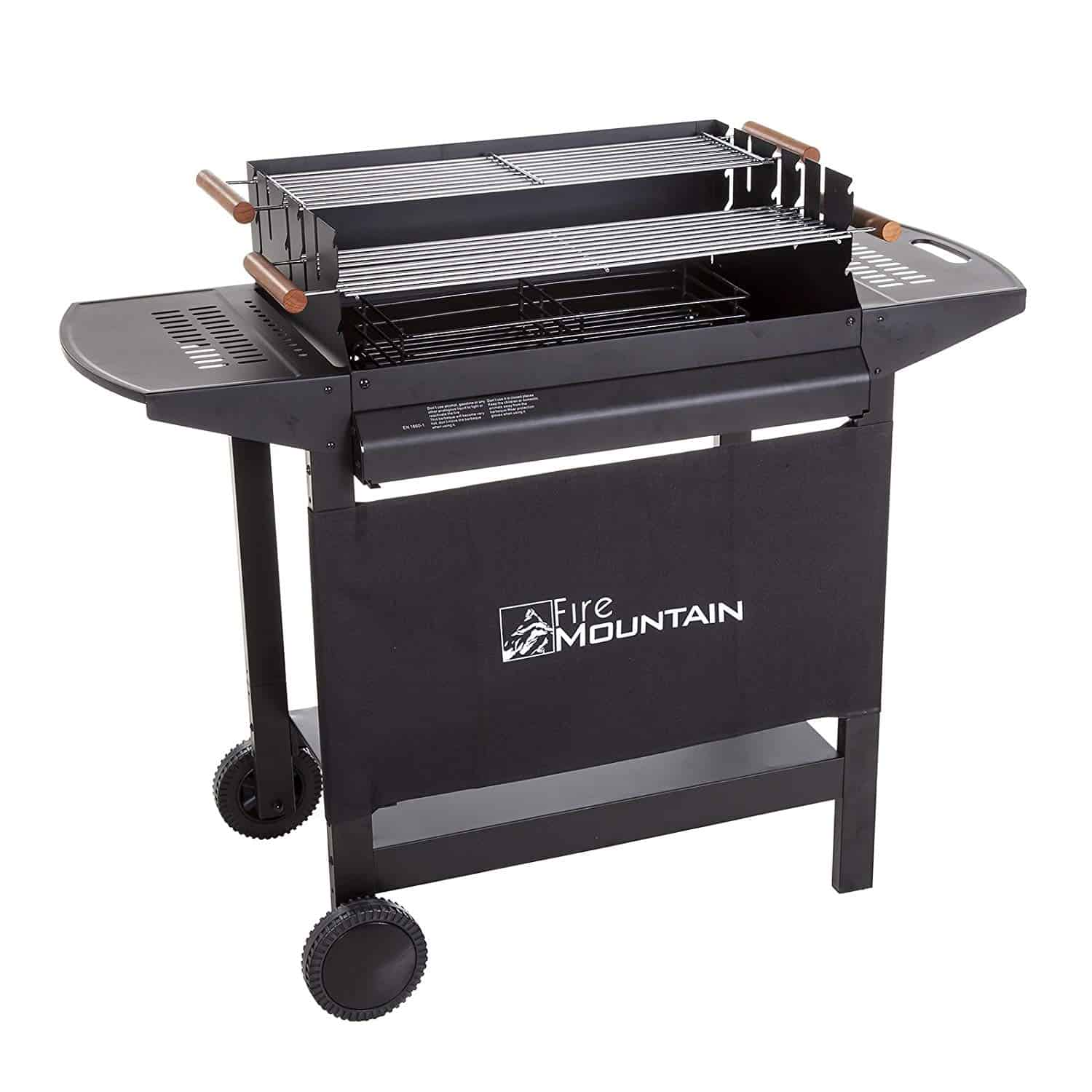 14 Best Charcoal BBQ UK - For Epic Barbecues Summer 2019!
