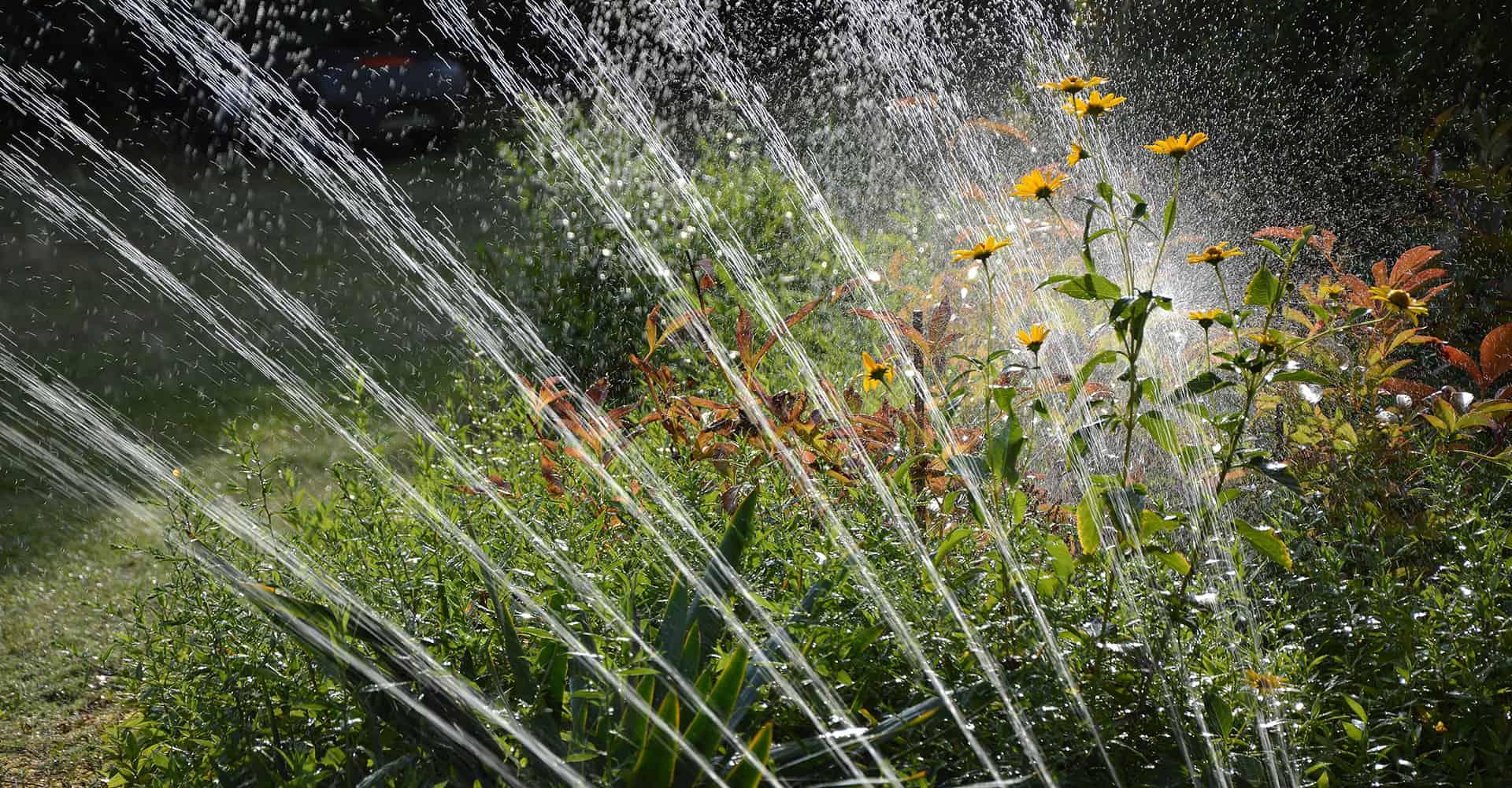 4 Best Lawn Amp Garden Sprinklers Uk Dec 2019 Review