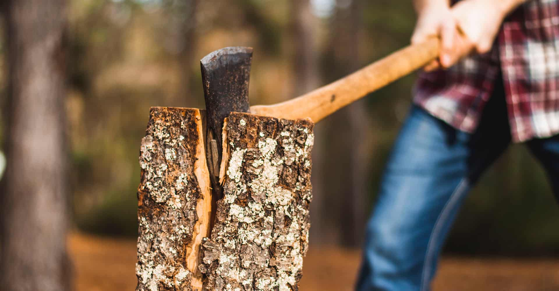 4 Best Log Splitting Axes 2019 Edition Splitting Maul Reviews