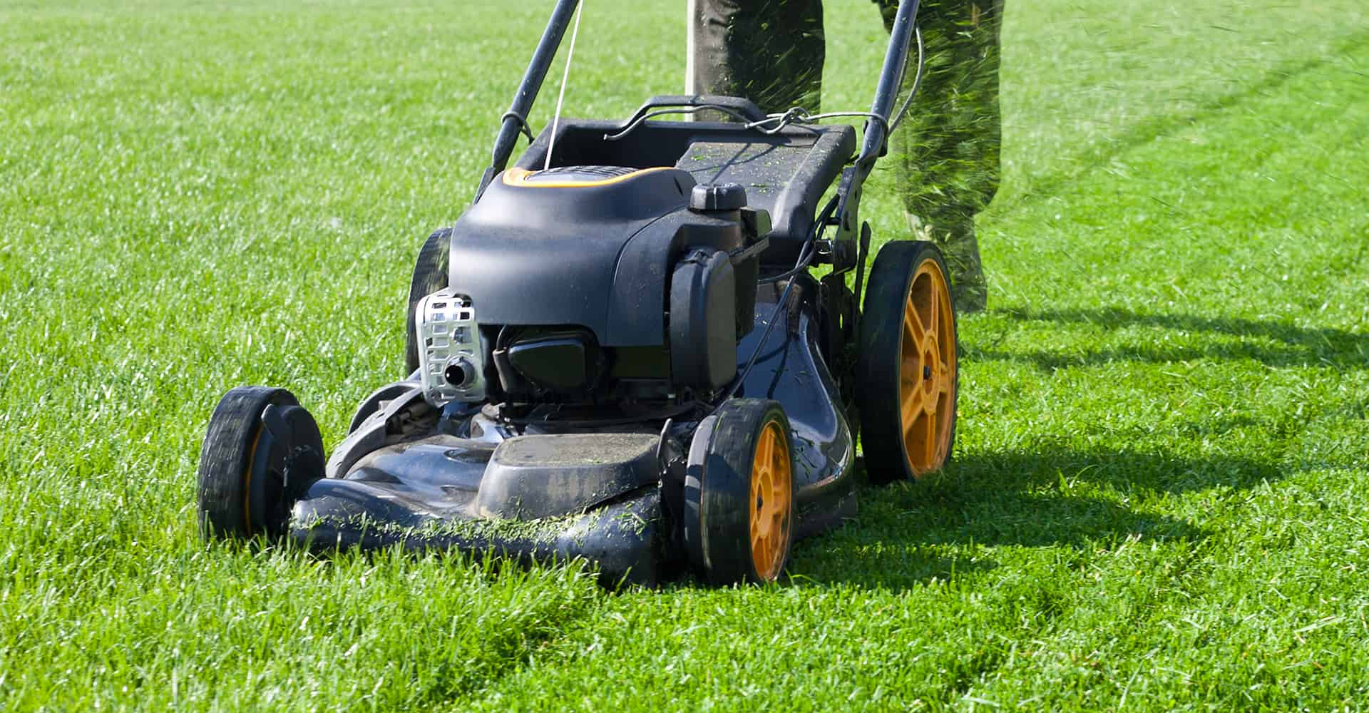 7 Best Lawn Mowers For Uk Gardens  Oct 2020 Review