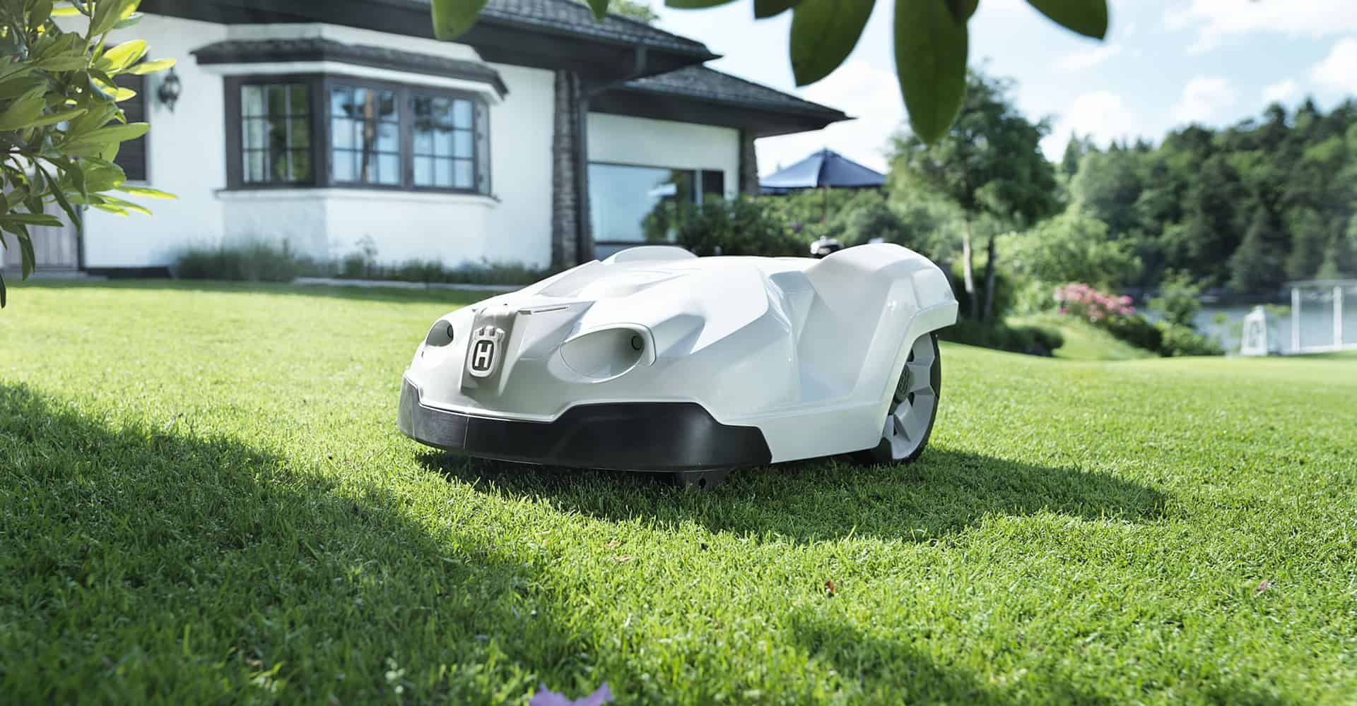 4 Best Robot Lawn Mowers In 2019 Robotic Lawn Mower Reviews