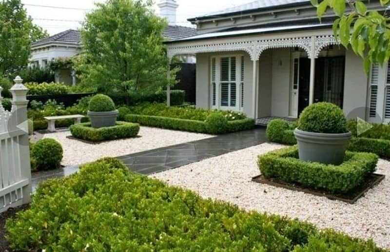 front garden 23