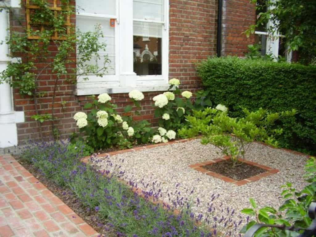 30 Creative Front Garden Ideas That'll Inspire You | DIY ... on Front Yard Patio Design Ideas id=45249