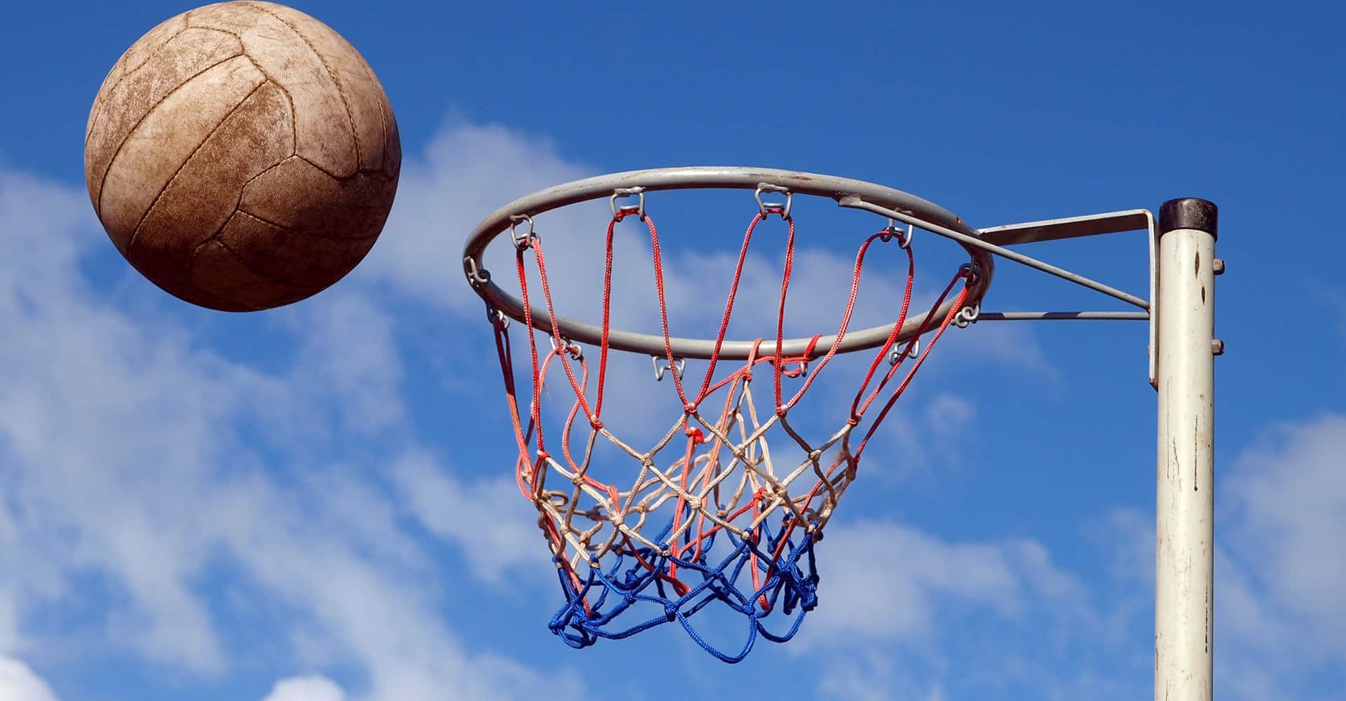 netball-hoop