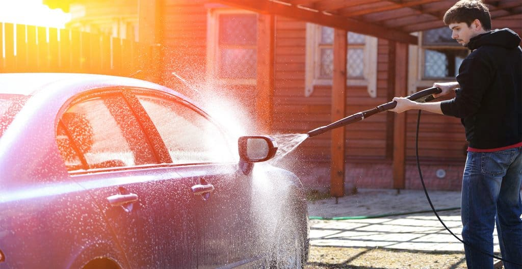 best-pressure-washer-for-car-uk
