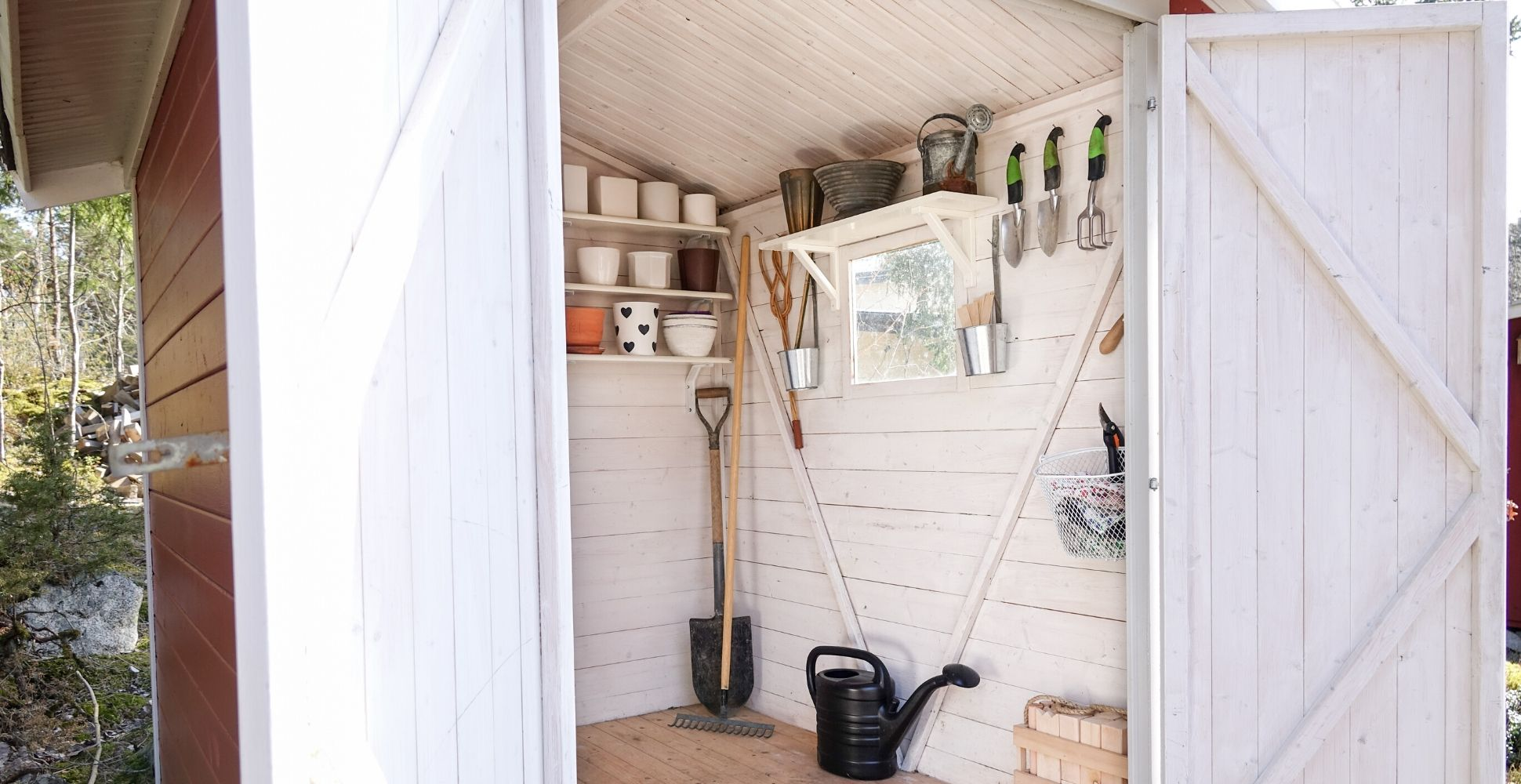 best-garden-tool-storage-solution