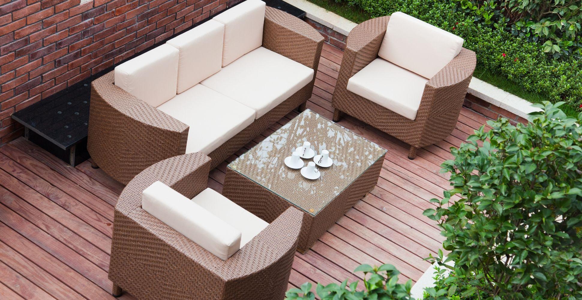 5 Best Brown Rattan Garden Furniture Sets (Aug 2020 Review)