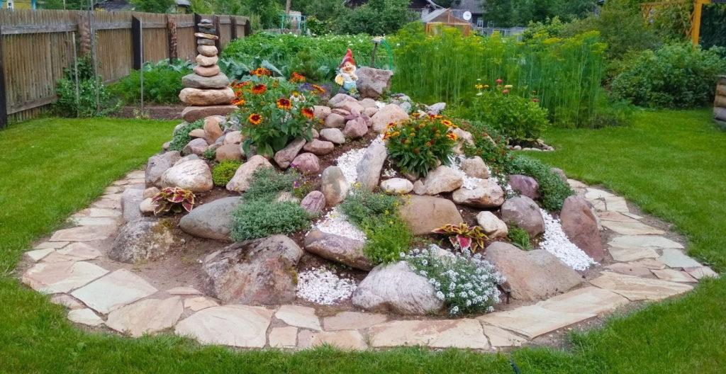 garden-rockery