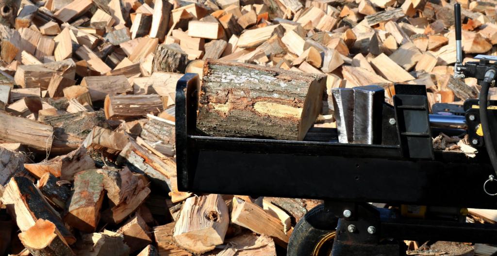 best-petrol-log-splitter