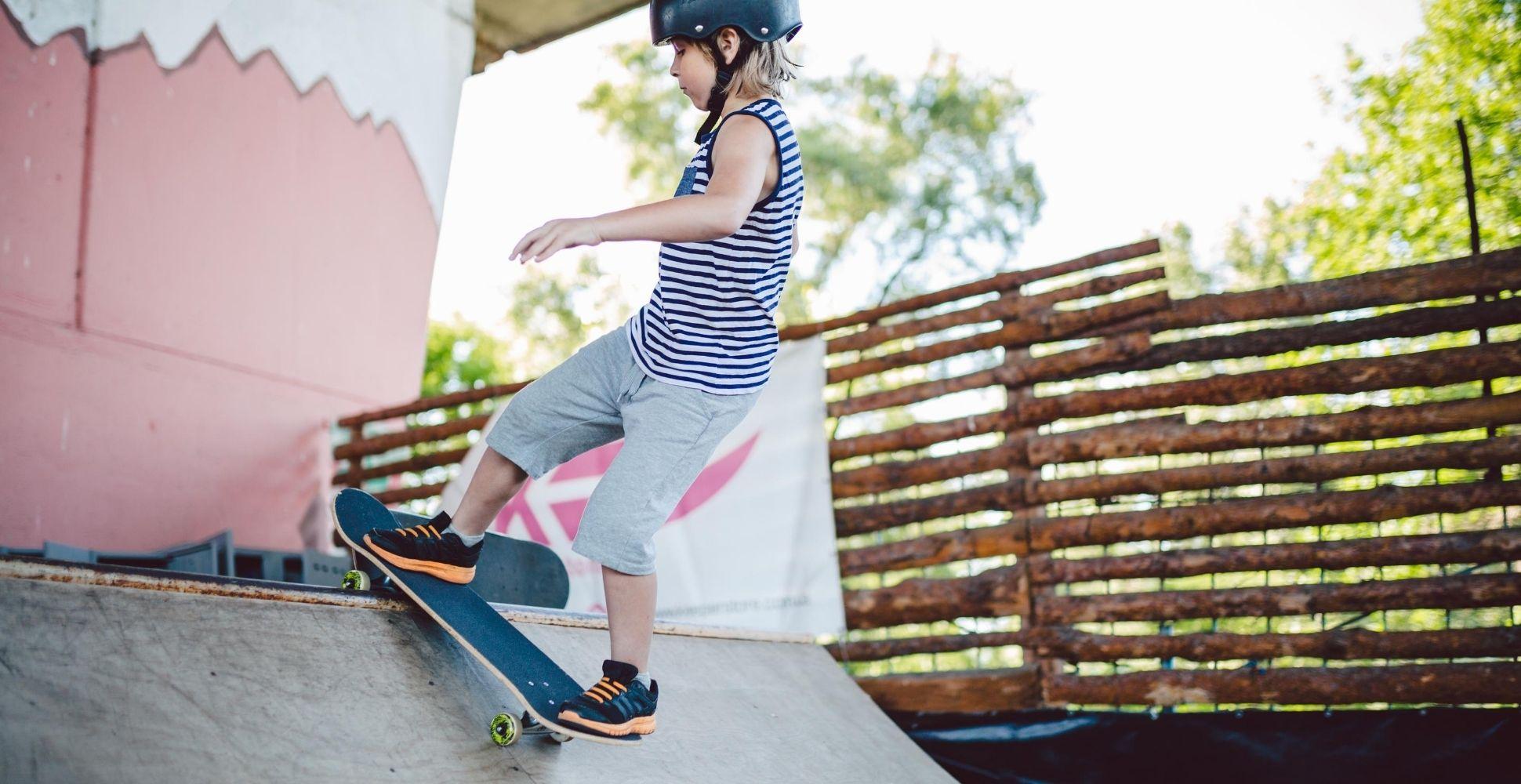 best-skateboard-ramp-for-kids
