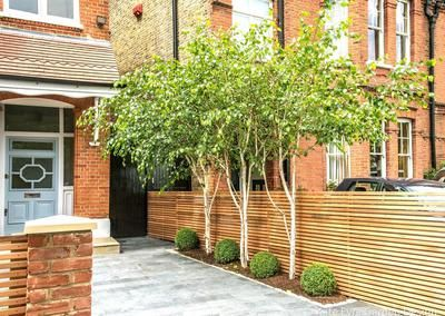 1. Front Garden Wall