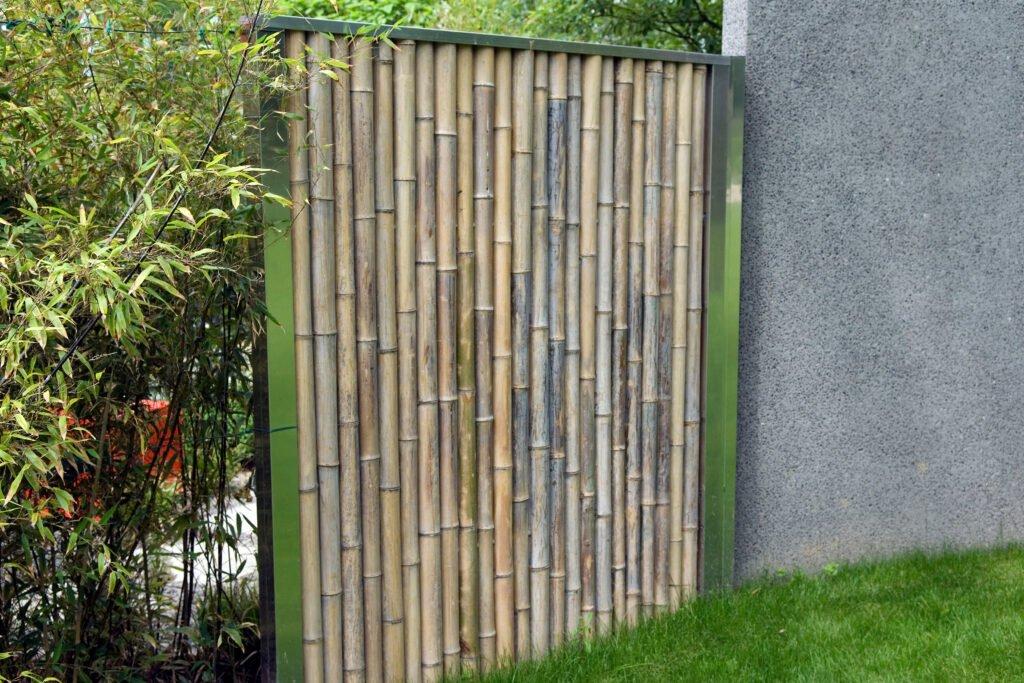 13. Garden Fence Screening