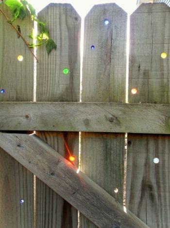 15. Garden Fence Panel