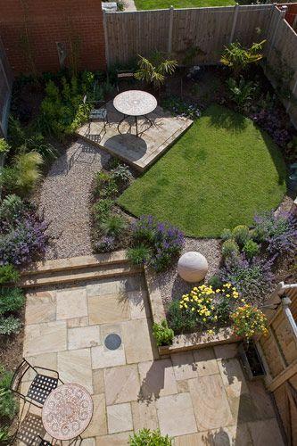 5. Small Garden Deck On A Budget