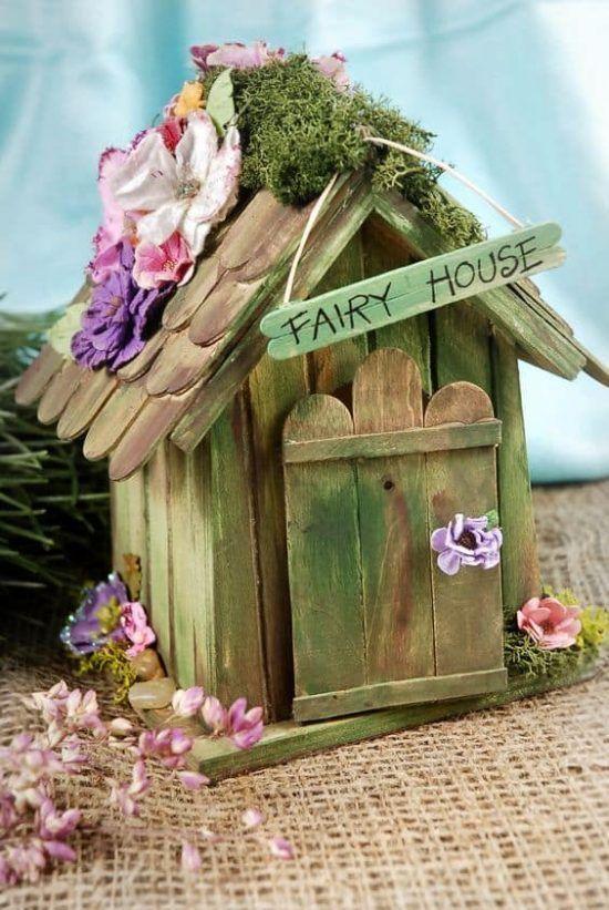 1. DIY Fairy Garden