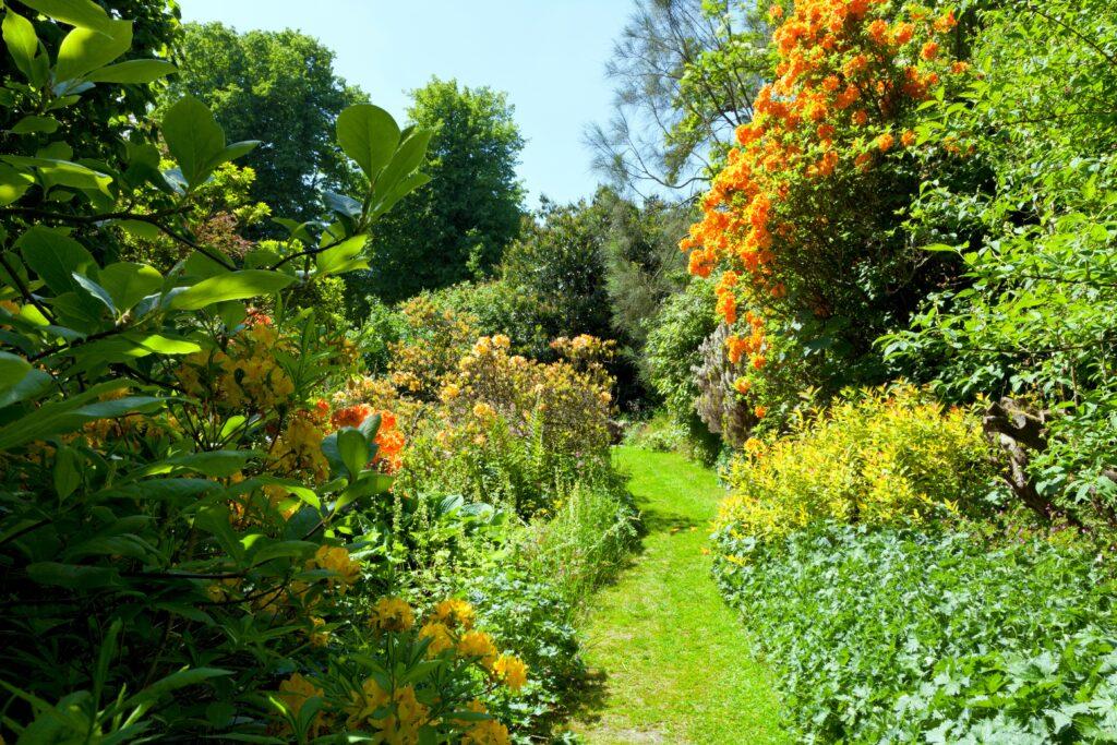 10. Cottage Garden Path
