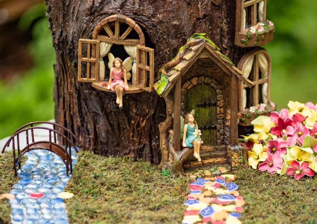 10. Fairy Garden Design