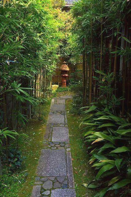 10. Small Backyard Japanese Garden