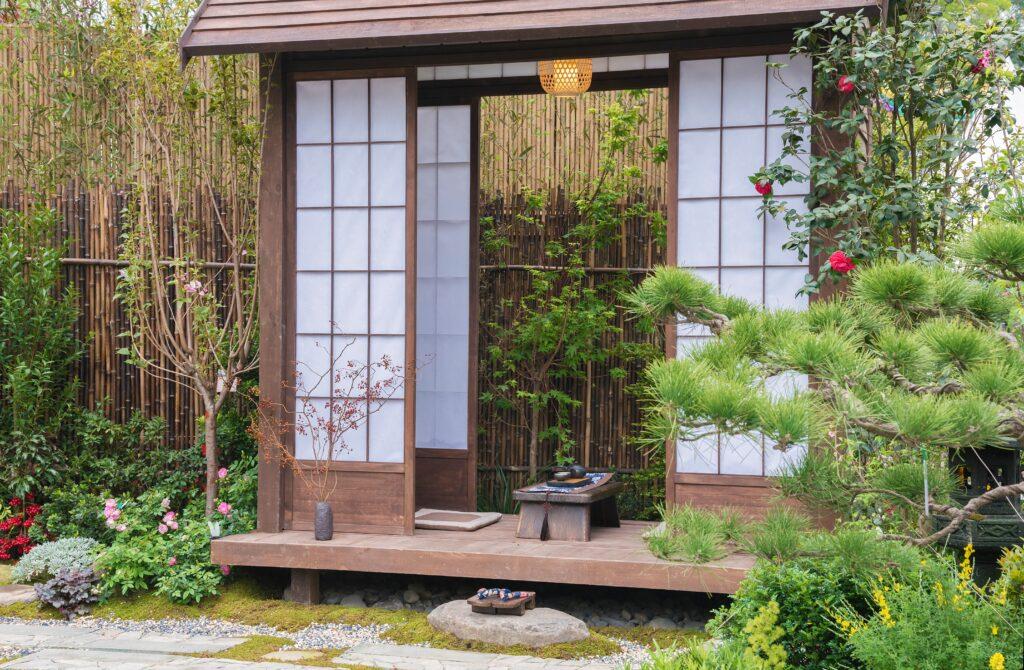 11. Japanese Tea Garden Design