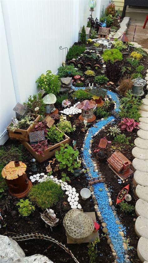 11. Large Fairy Garden