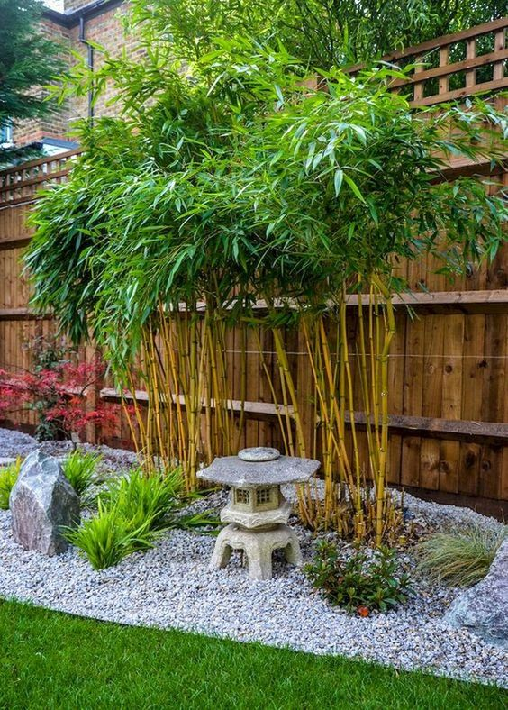 15. Japanese Garden On A Budget