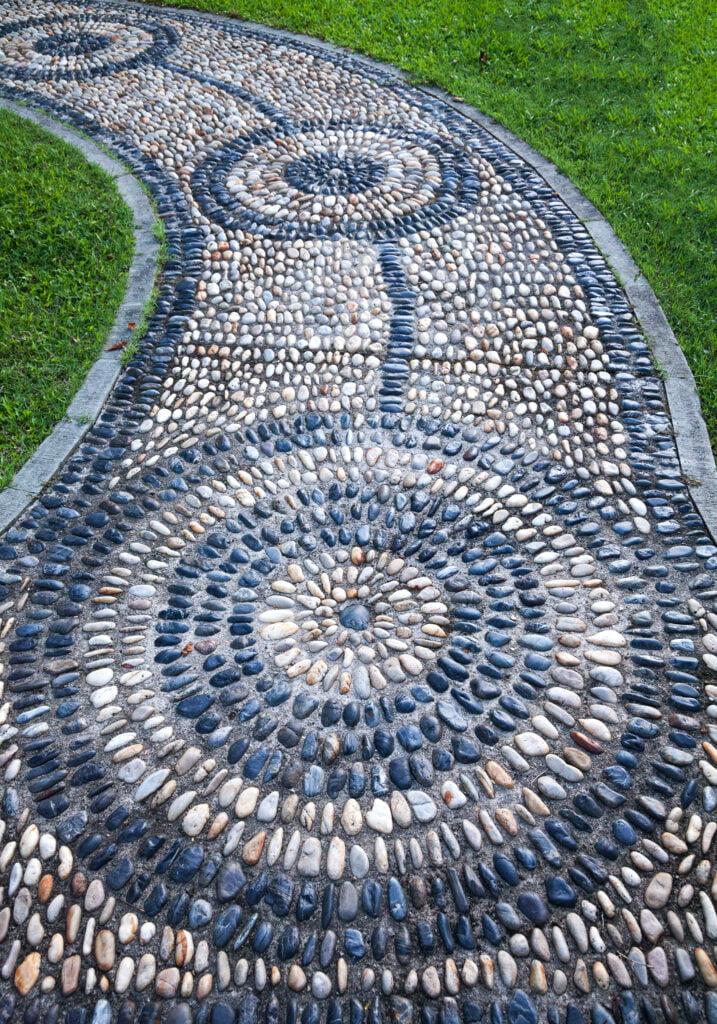 17. Garden Design Path