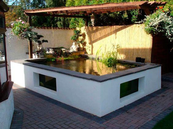 17. Koi Garden Pond