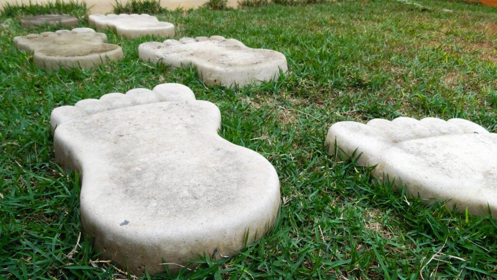19. Garden Stepping Stones