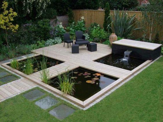 23. Contemporary Japanese Garden Ideas