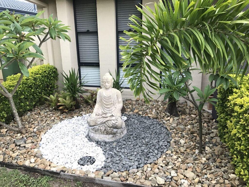 26. Japanese Front Garden