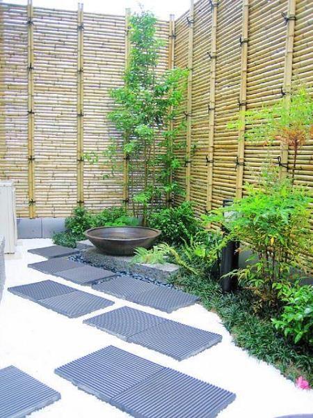 28. Japanese Garden Fence