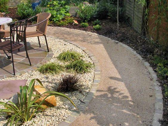 34. Long Garden Path