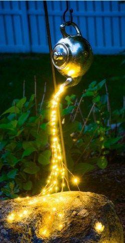 5. Fairy Garden Lights