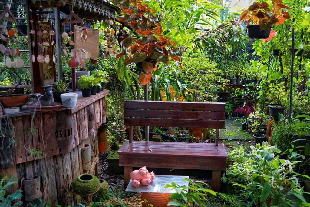 6. Back Garden Bar