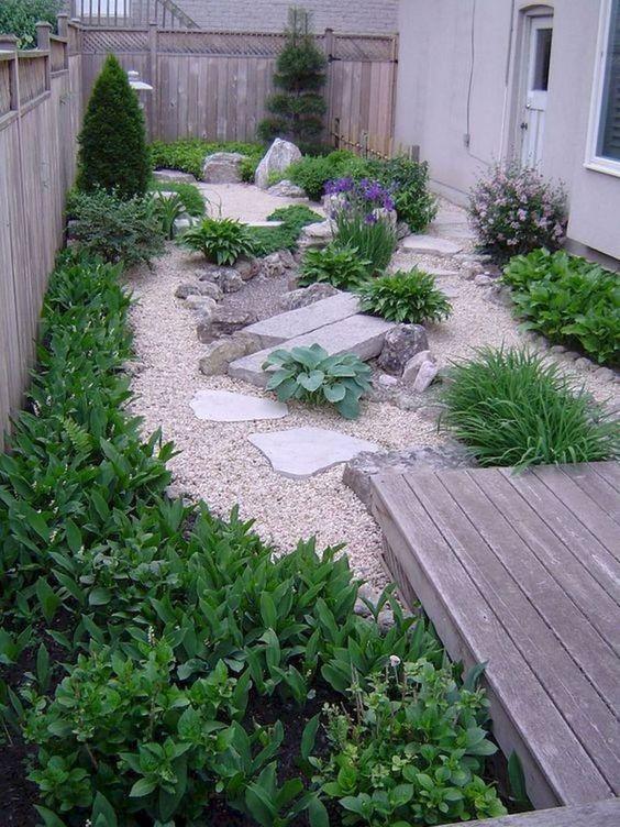 6. Small Japanese Garden Design