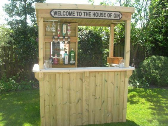 8. Garden Gin Bar
