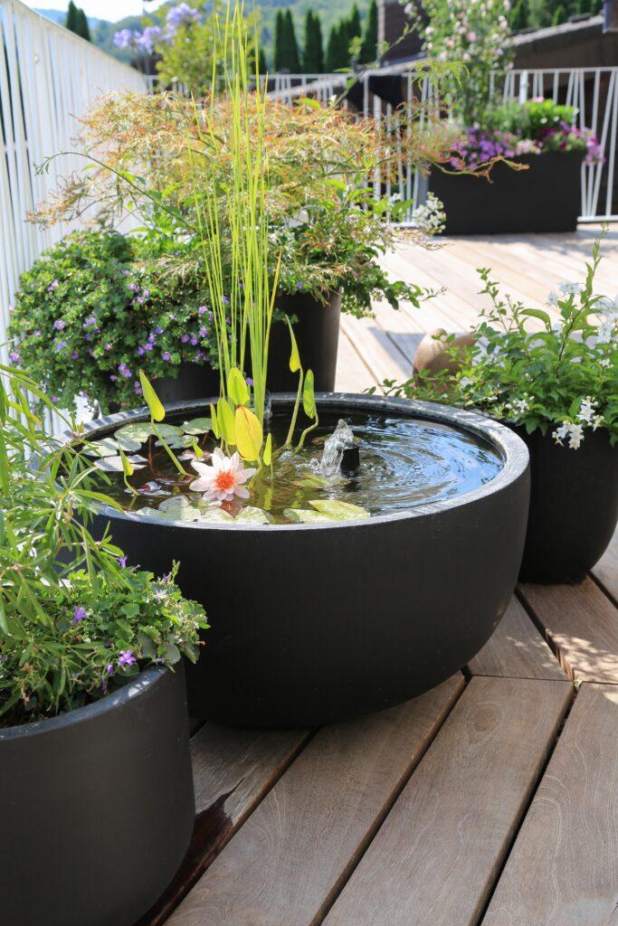 9. Easy Garden Pond