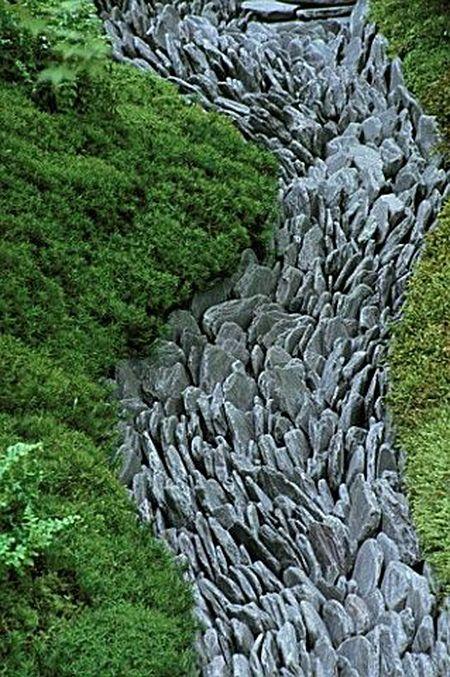 9. Japanese Stone Garden
