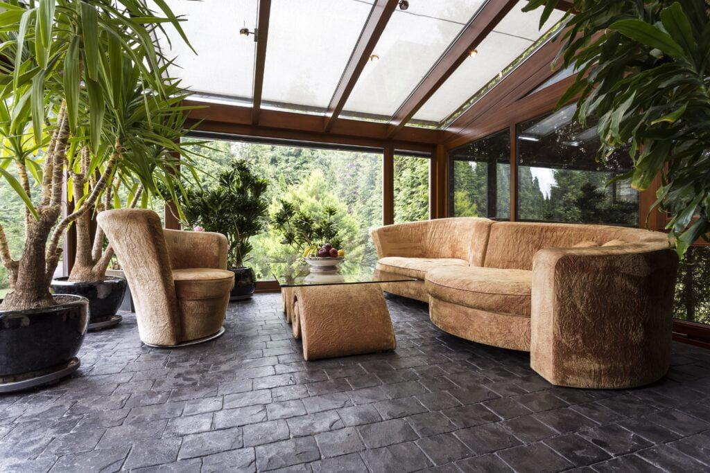 10. Garden Room Flooring